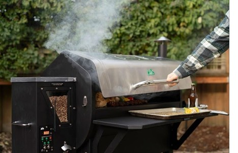 How To Clean Green Mountain Grill