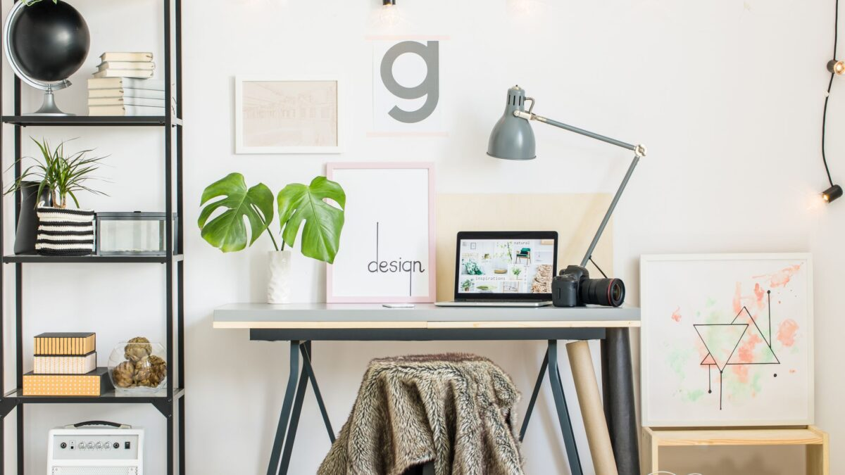 Here's How Wall Art Can Boost Creativity At Home Or At The Workplace