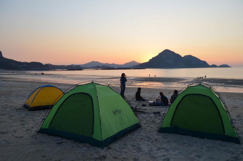 Camping Places in Mumbai