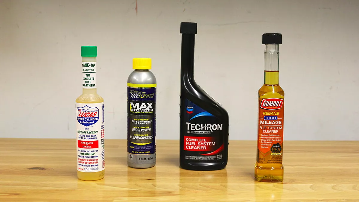 Top Rated Combustion Chamber Cleaners