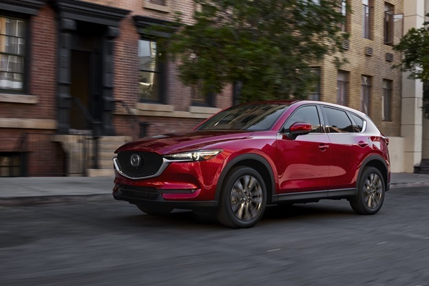 Check out Detailed Specs of Compact SUV 2021 Mazda CX-5