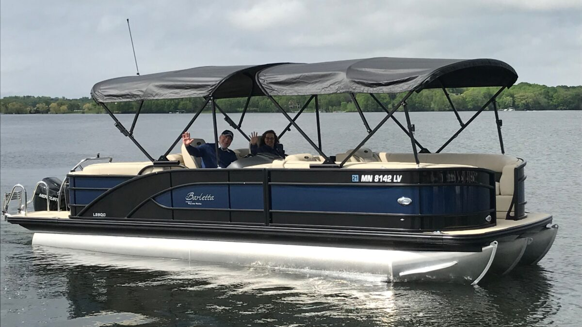 Why Buy a Bimini Boat Top?