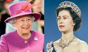 What causes the death of Queen Elizabeth?