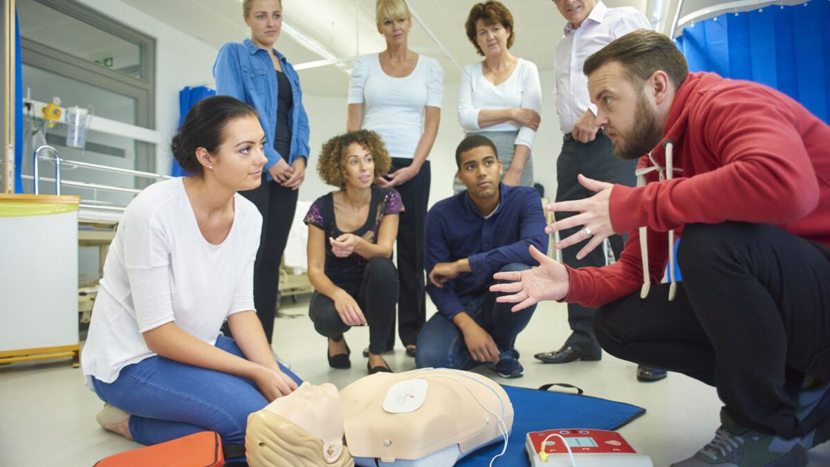 How to build a successful career as a CPR professional?