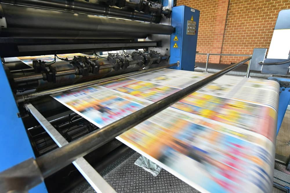 Online Printing: Give a Form to Your Imagination