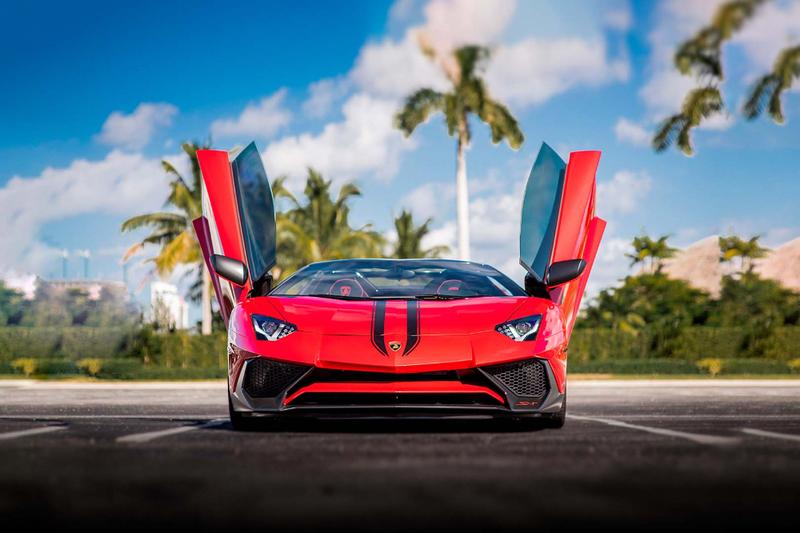 The Best Exotic Car Rental Miami