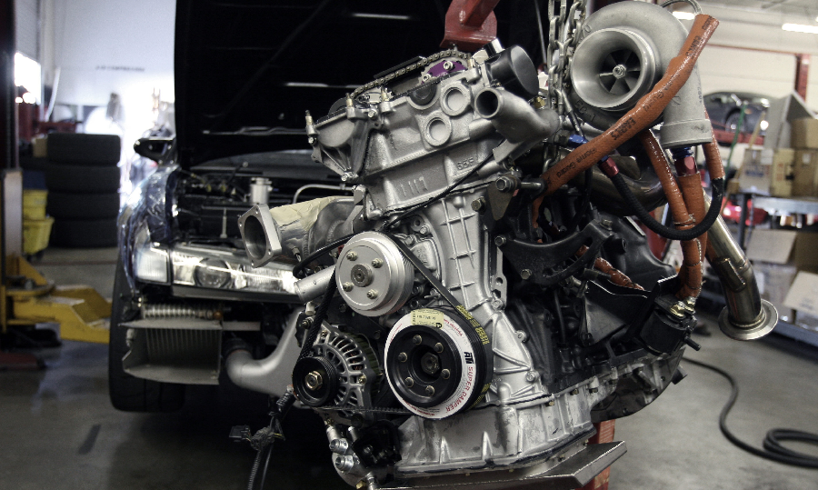 5 Things to Look Out for Before Buying a Used Engine