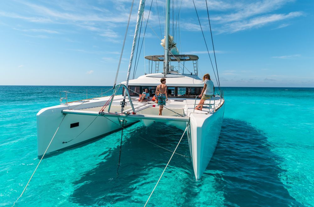 The Perfect Use of the Catamarans Charters