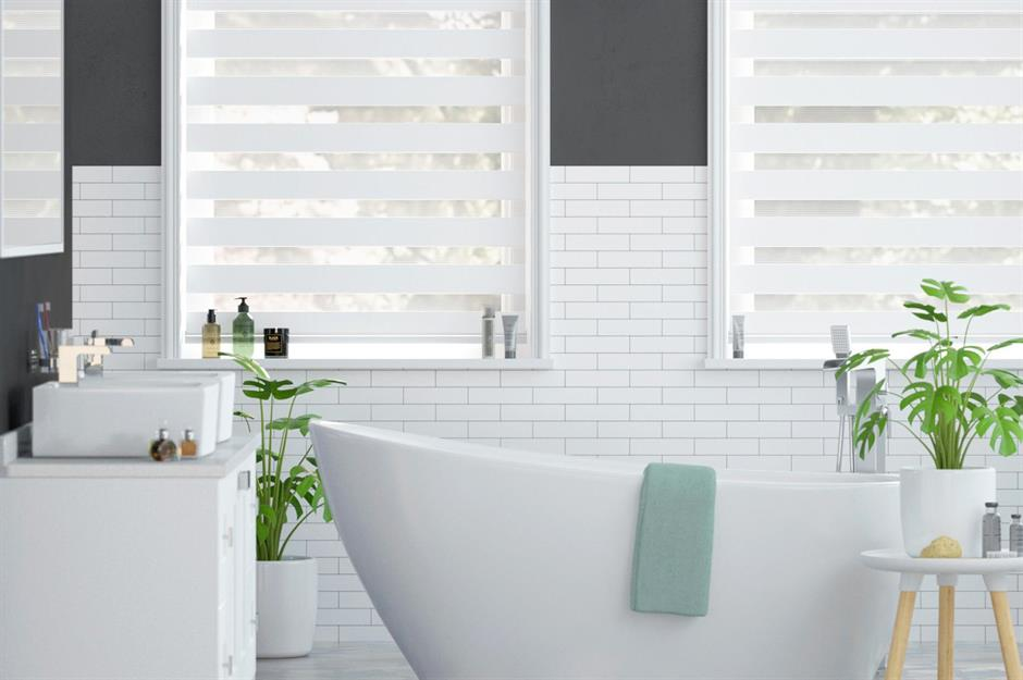 Good-looking and practical how to do the bathroom? Try these 10 points, girls will like point 3