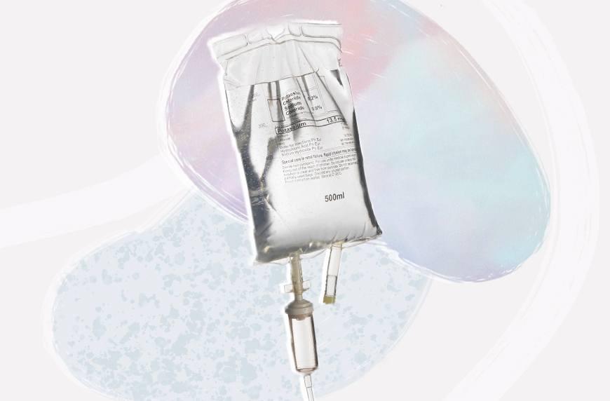 IV Drip: The Future of Beauty World 2021