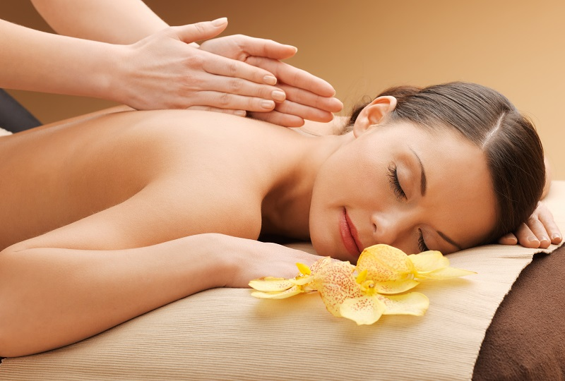 The Peacefulness Of Mind And Calmness Of Body Through Massage