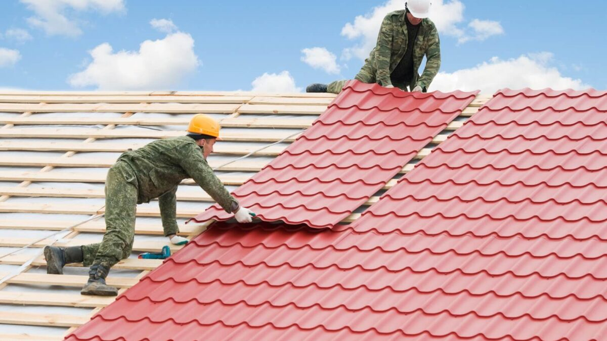 Why metal roofs are the most durable roofing materials?