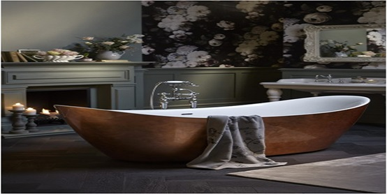 How to Enhance Your Bathroom Decor With the Art Deco Style
