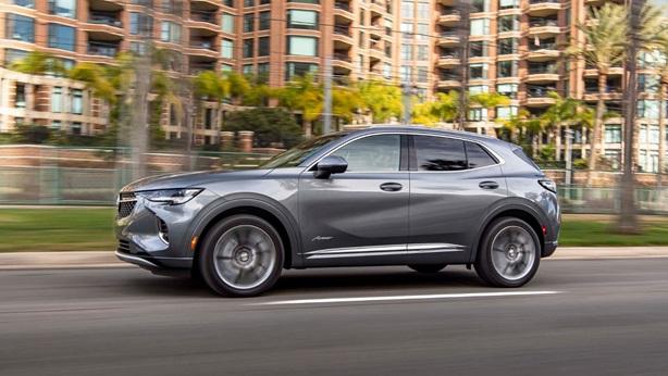 2021 Buick Envision Balances Luxury and Mainstream Aspect in SUV Segment