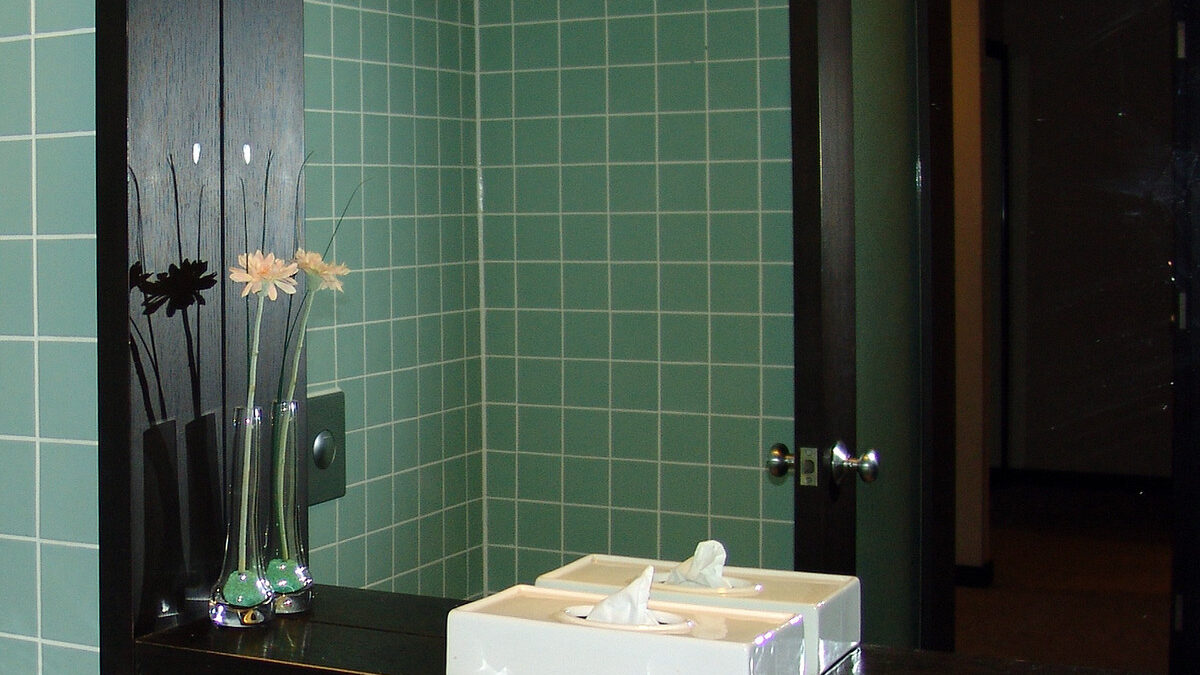 How to make a nice and practical bathroom? Try these 10 points, girls will like the third point