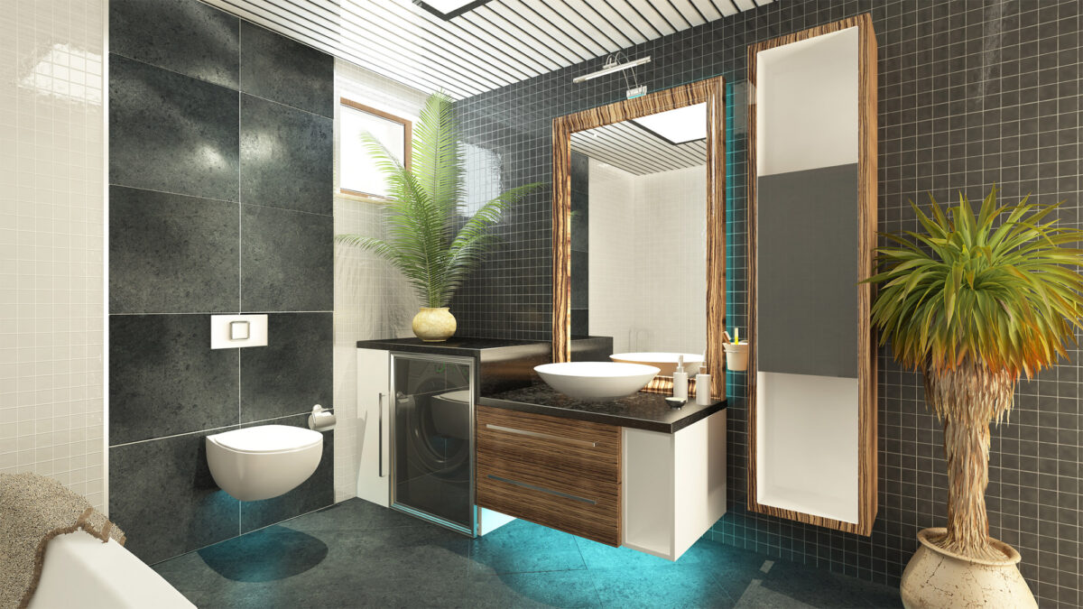 How to design the bathroom to make sense? This small article tells you