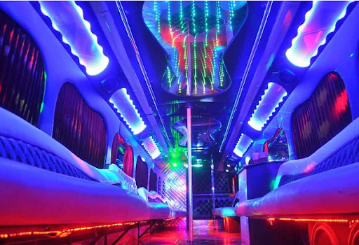 Pros and Cons of Hiring a Party Bus Rental