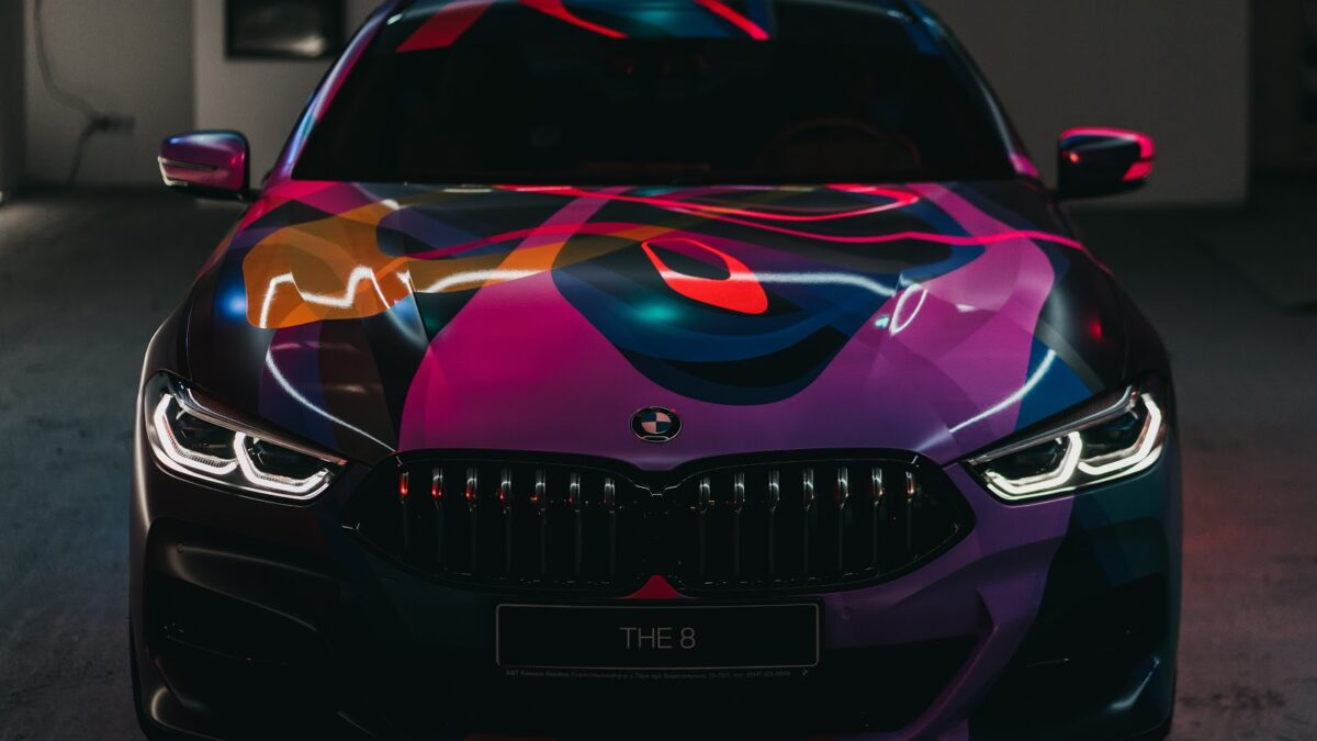 5 reasons to get vinyl wrap for your car