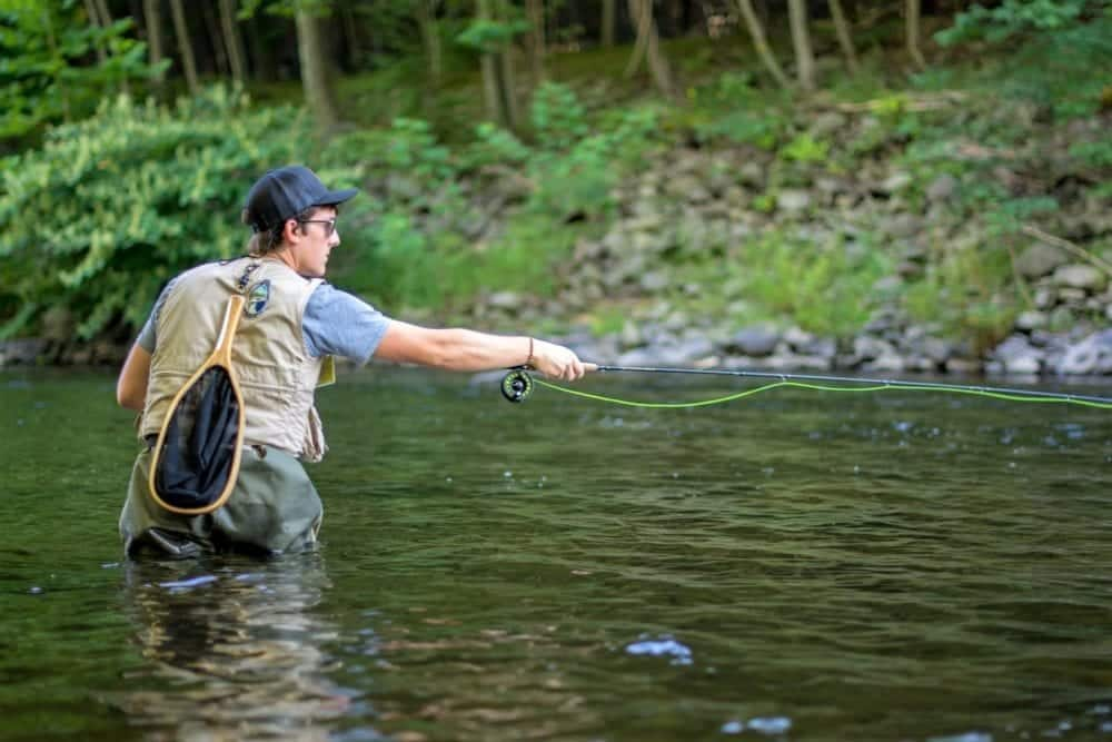 Master the Art of Fly Fishing
