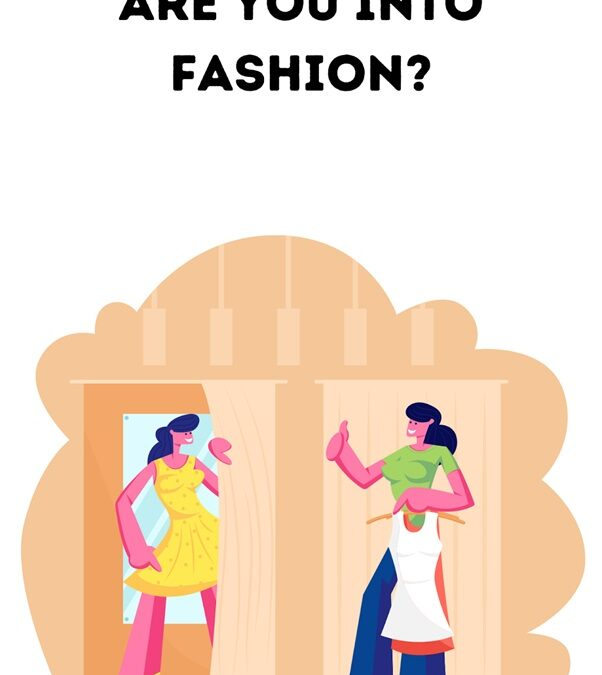 Getting Design Courses in Singapore: How Would It Give You a Career in the Fashion Industry?