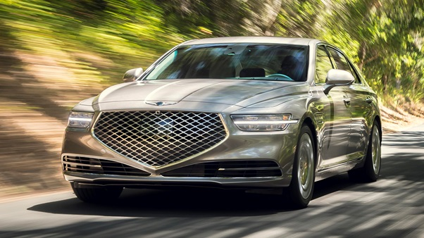 Making of the 2021 Genesis G90 Luxury Sedans