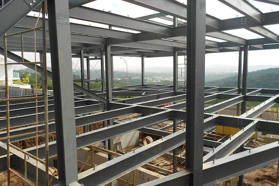 Recognizing Steel Frame Construction