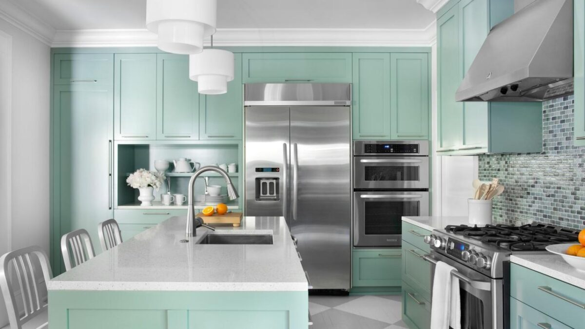 New Kitchen Colors That Will Match Your Personality and Style