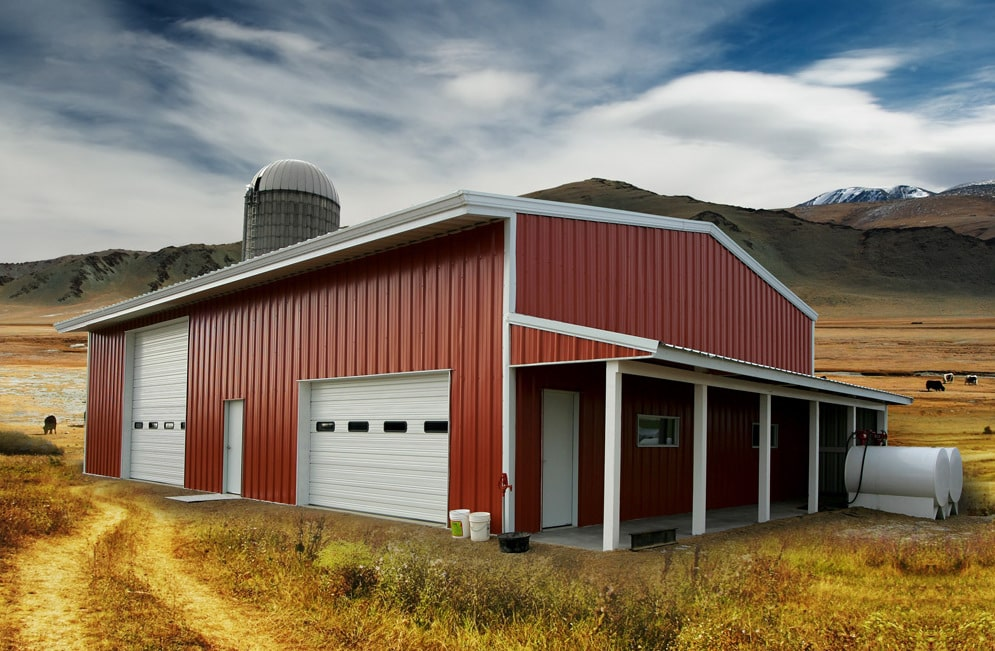 Need Assistance With Your Life of Agriculture?: Why Pole Buildings is the way to go in Utah