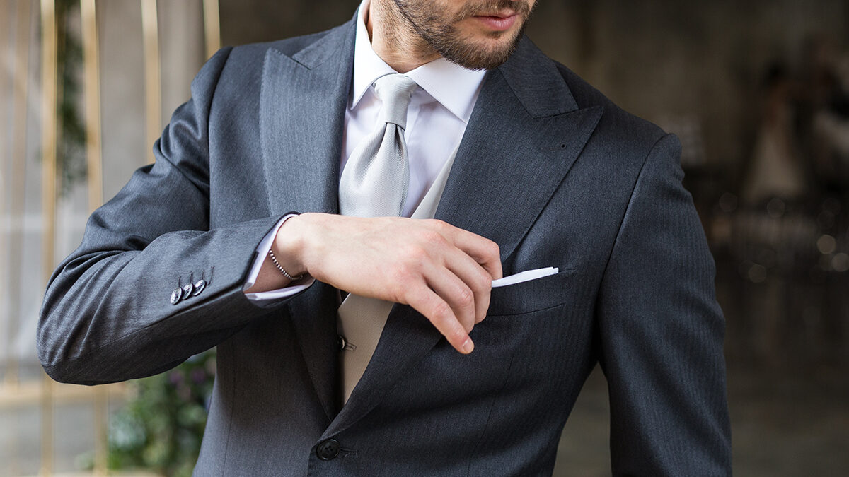 6 Best Types of Wedding Suits for the Groom, Groomsmen, and Guests