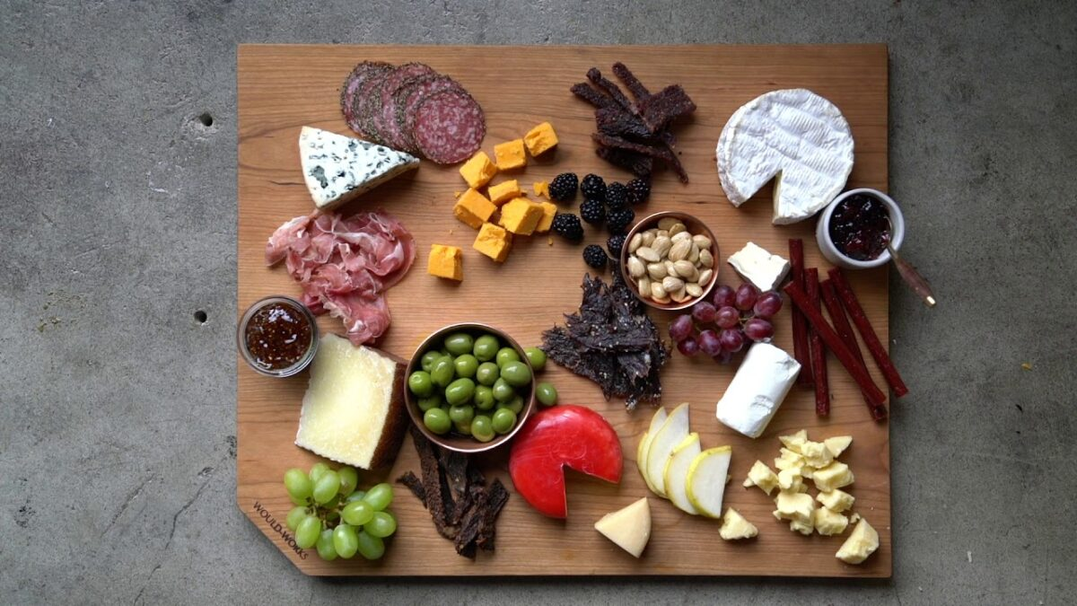 10 Things To Try On Your Next Charcuterie Board