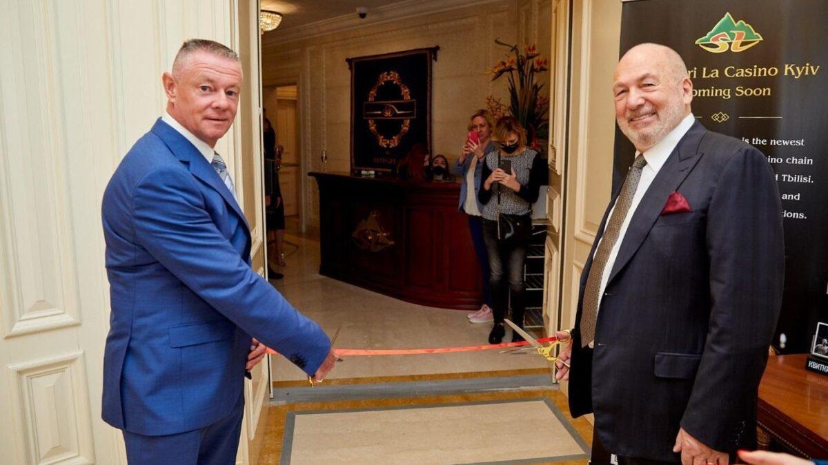 Opening of a Premium Casino in Ukraine