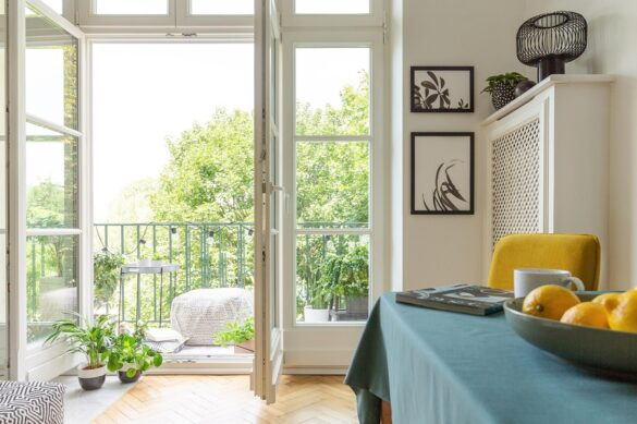 Doing your way to creating a healthy and green home