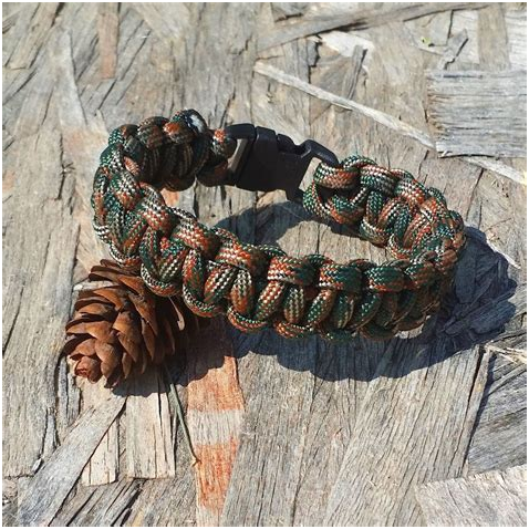 What is Mil-Spec paracord used for?