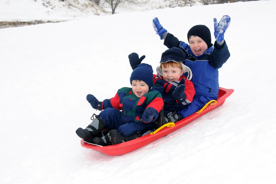 4 Fun Snow Activities For This Winter