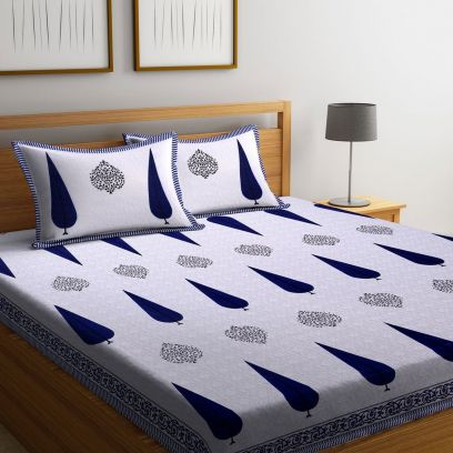 Why Should You Invest In Cotton Bedsheets Online?