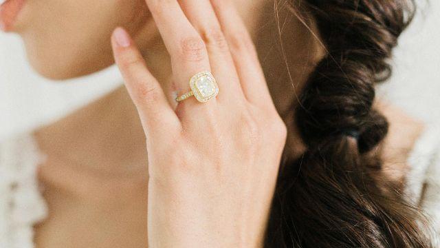 The Beautiful Cuts of Diamond Rings