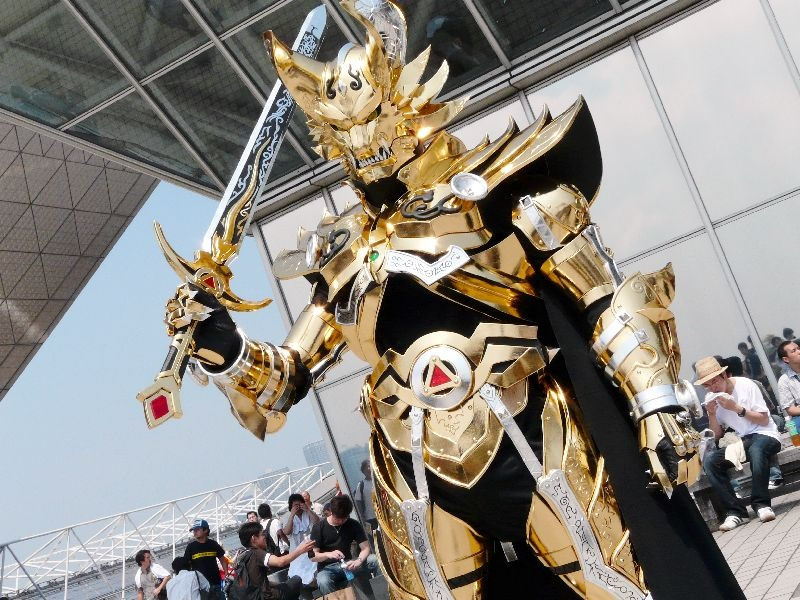 Top 5 Popular Anime Cosplay Costumes