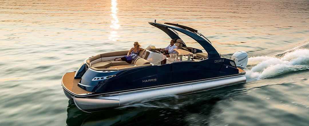 Get the best pontoon boats on the market